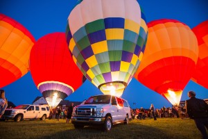 Franklin Hot Air Balloon Fest at Westhaven